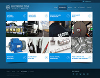 Website- redesign