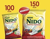 NIDO 20G LAUNCH CAMPAIGN