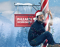 PHLEARN Holiday Contest Image