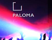 Paloma branding