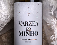 Varzea do Minho || Wine Packaging Design