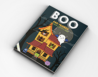 Boo & Friends – Coloring & Activity Book