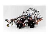 Max Machine (Architechtural Model)