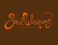 SoulWeapons Soundsystem Logo Design