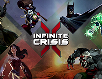 Infinite Crisis Installer Animation