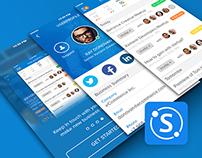 Synapse - Mobile App Concept