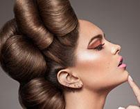 Skin&Hair beauty high end retouch