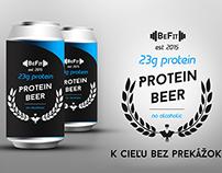Protein Beer BeFit