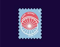Belgian stamps