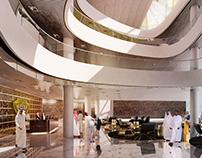 Al Wasl FC Stadium VIP Atrium