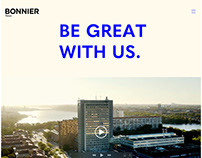 Bonnier News - Be Great With Us