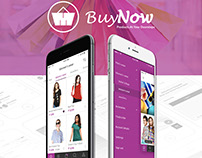 Ecommerce Shopping iOS App