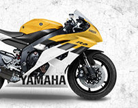 Yamaha YZF-R6 Design Proposal