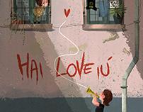 hai love iù
