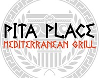 Pita Place Branding and Design