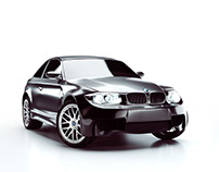 BMW 1 COUPE M