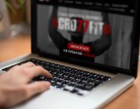 Cro77fit box Webpage