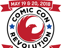 Comic Con Revolution 18 - Comic Production - Panels