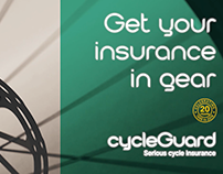 Thistle Insurance CycleGuard overlays