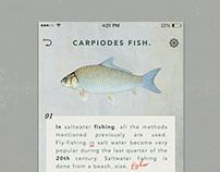 Fishing Club app