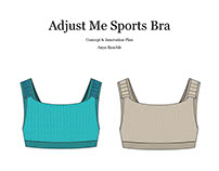 Sports Bra Business Plan and Tech Pack