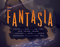 Fantasia Poster and Collateral