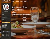 Nasza realizacja dla szwajcarskiej restauracji Havanna