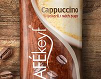 Cappuccino Package Design Kahve Ambalaj Tasarımı