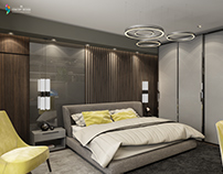 Modern Boys room interior design