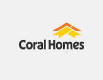 Coral Homes Website