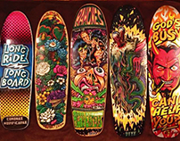 The Very Best of the Best on Longboards!