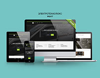 Responsive Site Design: prototyping, layout, coding.