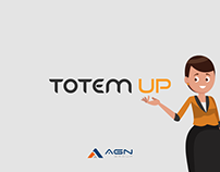 Totem UP - Motion Graphics Presentation