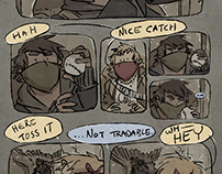 OTBB: Scraps (pages 14-17)