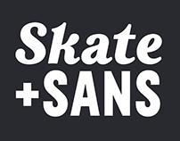 Skate Font Family
