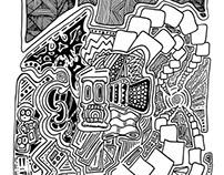 Sketchbook Illustration Set-2