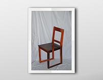 Uma cadeira para M.C.Escher