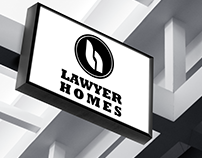 Logo Design for LawyerHomes