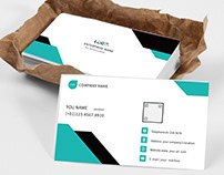 Business simple universal business card