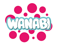 Logo pour la radio libre WANABI