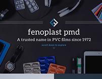 Website Desing for Fenoplast ltd.