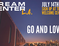Darin Pastor Supports the L.A. Dream Center