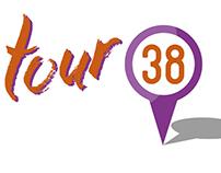 Tour 38 Logo