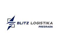 Blitz logistika logo