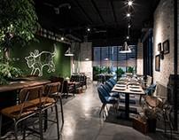 Gatto Bianco by Ris Interior Design