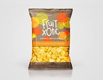 Fruitxotic - Branding & Packaging