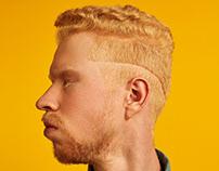Portraits retouch for EuMe