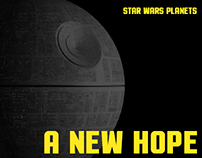 Star Wars Planets - IV.