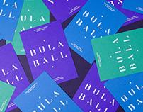 FFF Bula Ball Brand Identity