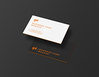 Business Card Mockup Vol-03